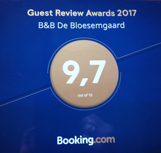 Booking Award 12017